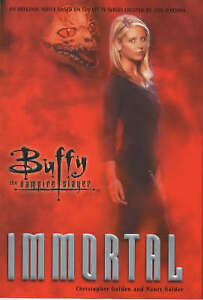 Immortal (Buffy the Vampire Slayer), Holder, Nancy 0671041177