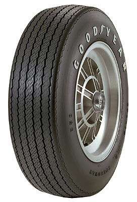 Goodyear E70/15 Speedway 350 Large Letter Tire 1968 Shelby GT 350/500