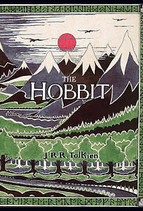 The-Hobbit-Classic-Hardback-or-There-and-Back-Again-by-J-R-R-Tolkien-Hardba
