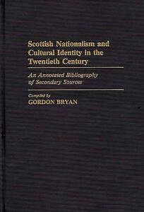 Scottish Nationalism and Cultural Identity in the Twentieth CenturyExLibrary - Dunfermline, United Kingdom - Returns accepted Most purchases from business sellers are protected by the Consumer Contract Regulations 2013 which give you the right to cancel the purchase within 14 days after the day you receive the item. Find out more ab - Dunfermline, United Kingdom