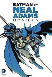 Batman by Neal Adams: Omnibus by O'Neil, Denny -Hcover