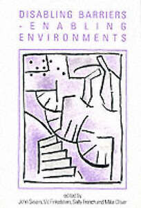 Disabling Barriers - Enabling Environments by SAGE Publications Ltd (Paperback,