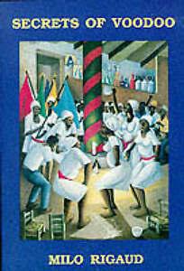 Milo Rigaud Secrets of Voodoo    (Paperback, 1986)