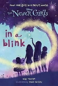 Very Good, Never Girls #1 in a Blink, Thorpe, Kiki, Book