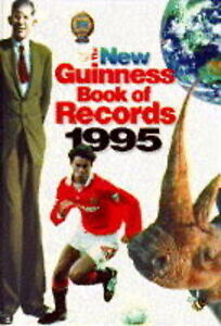 Guinness-Book-of-Records-1995-by-Guinness-World-Records-Limited-Hardback
