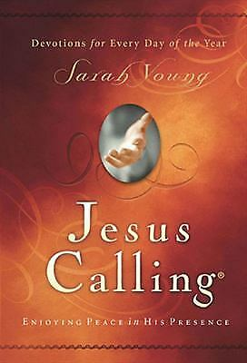 Jesus Calling: Enjoying Peace in His Presence by Sarah - Religious Books