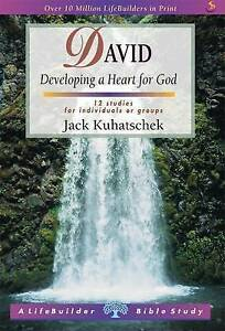 David (LifeBuilder Bible Study), Kuhatschek, Jack, Very Good Book