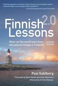 Finnish Lessons 2.0 Sahlberg  Pasi 9780807755853