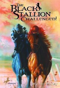 Black-Stallion-Challenged-by-Walter-Farley-c1980-NEW-Paper-We-Combine-Shipping