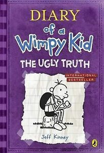 Diary-of-a-Wimpy-Kid-The-Ugly-Truth-Book-5-Jeff-Kinney-Used-Good-Book