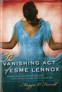 the vanishing act of esme lennox chapter summary