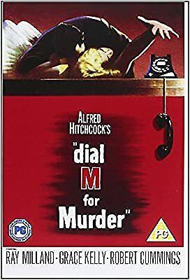 Dial M for Murder [1954] [DVD], , Used; Good DVD