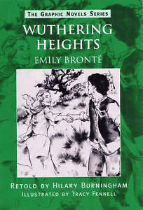 Wuthering Heights (Graphic Novels)-ExLibrary