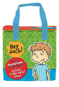 4  Hey Jack !Books by Sally Rippin Insulated lunchbox / bag