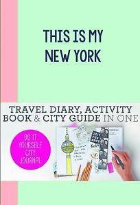 Do it yourself city journal this is my new york by petra hamer image is loading do it yourself city journal this is my solutioingenieria Images