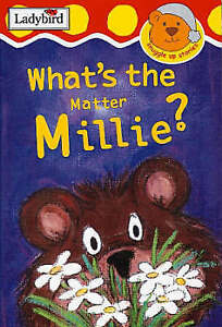 Ladybird: What's The Matter Millie? HB Book **Good Condition**
