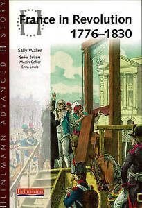 France-in-Revolution-As-amp-A2-Level-Heinemann-Advanced-History-ExLibrary