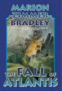 Marion-Zimmer-Bradley-Fall-of-Atlantis-Book