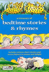 Ladybird A Treasury of Bedtime Stories Very Good Book