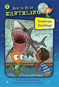 Greetings, Sharkling! By Houran, Lori Haskins 9781575658216 -Hcover