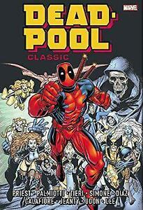 Deadpool Classic Omnibus. Vol. 1 by Christopher Priest, Jimmy Palmiotti