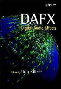 DAFX:Digital Audio Effects-ExLibrary