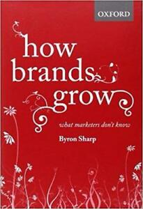 How Brands Grow What Marketers Don't Know