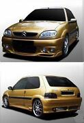 Citroen Saxo Body Kits
