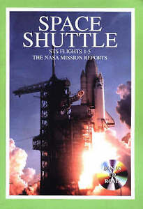 Space Shuttle STS 1-5 by Collector's Guide Publishing (Hardback, 2001)