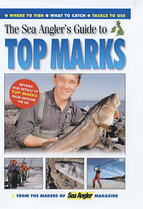 Various,, The Sea Angler's Guide to Top Marks, Very Good Book