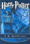 Harry Potter Books 1-5