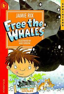 Good, Free the Whales (Sprinters), Rix, Jamie, Book