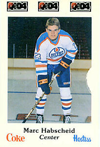 84-85 NOVA SCOTIA OILERS hockey cards (complete 26 card set) City of Halifax Halifax image 1