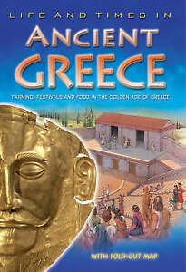 Kevin Maddison, Ancient Greece: An Essential Reference Guide to Life in Greece's