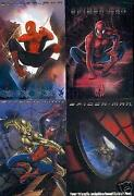 Marvel Postcards