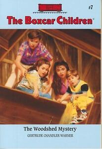 The-Boxcar-Children-Mysteries-The-Woodshed-Mystery-7-by-Gertrude-Chandler