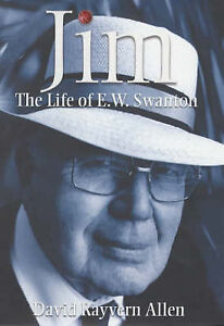 Jim-The-Life-of-E-W-Swanton-by-David-Rayvern-Allen-Hardback-2004