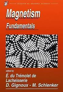 Magnetism: Fundamentals-ExLibrary