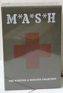 MASH - The Martinis & Medicine Collection