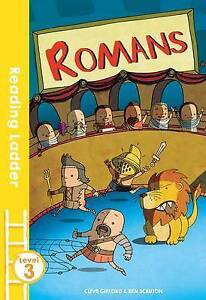 Gifford  Clive-Romans  BOOK NEW