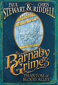 Paul-Stewart-Chris-Riddell-Barnaby-Grimes-Phantom-of-Blood-Alley-Book