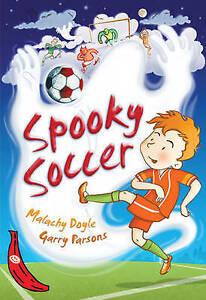 Spooky Soccer: Red Banana (Banana Books) by Garry Parsons - PB