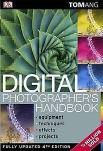 Digital Photographer's Handbook, Ang, Tom, New Book