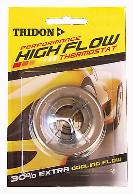 Tridon High Flow Thermostat TOYOTA LANDCRUISER RZJ95R 2.7 3RZFE