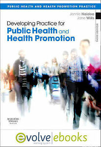 Developing Practice for Public Health and Health Promotion: with Pageburst onlin