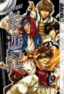 Saiyuki v 9 Good Condition Book Minekura Kazuya ISBN 9781595324344 - <span itemprop='availableAtOrFrom'>Rossendale, United Kingdom</span> - Your satisfaction is very important to us. Please contact us via the methods available within eBay regarding any problems before leaving negative feedback. Any defects, damages, or mat - Rossendale, United Kingdom