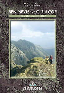 Ben Nevis and Glen Coe: 100 Walks in Lochaber by Ronald Turnbull (Paperback,...