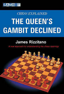 The Queen's Gambit Declined by James Rizzitano (Paperback, 2007)