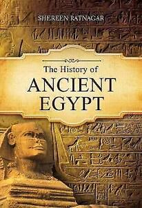The History of Ancient Egypt by Shereen Ratnagar | Paperback Book | 978184931141