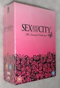 Sex and The City Complete Box Set